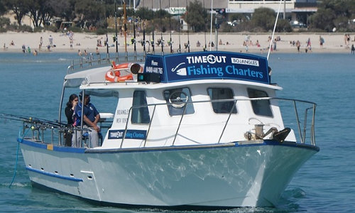 Timeout Fishing Charters