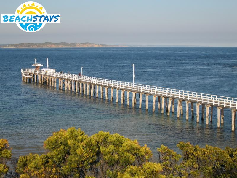 Point Lonsdale Australia  City new picture : Point Lonsdale Beach Stays: beach accommodation, Victoria Australia