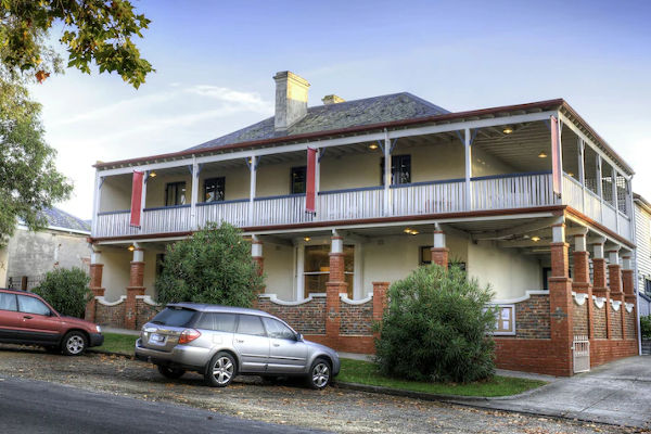 Athelstane House, Queenscliff