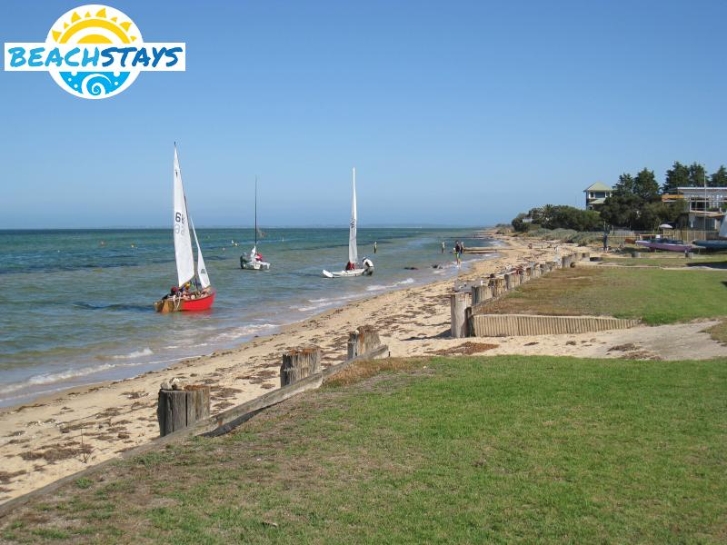 St Leonards Beach Stays Beach And Coast Accommodation Victoria Australia