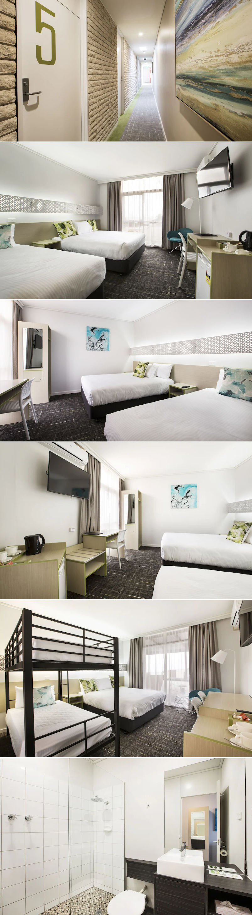 Sandringham Hotel - Rooms