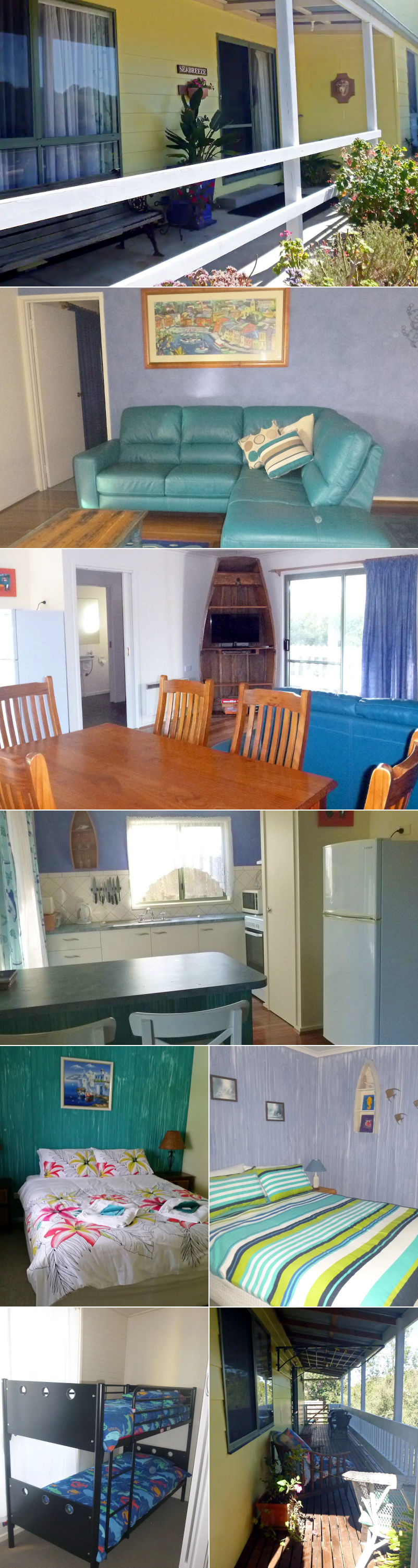 Whale Cottage - Seabreeze apartment
