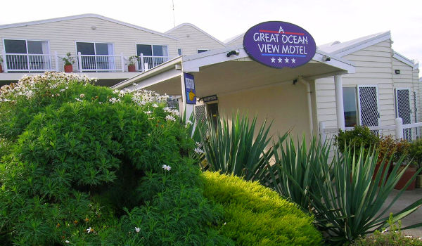 A Great Ocean View Motel, Apollo Bay