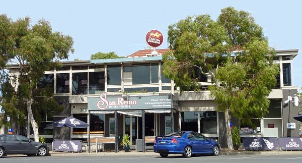 San Remo Hotel Motel San Remo Vic