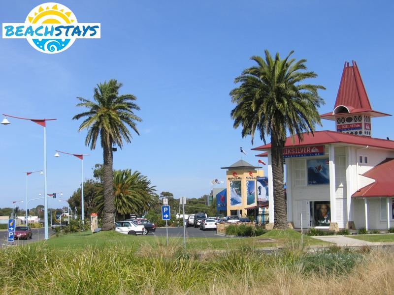Surf City Plaza, Surf Coast Highway